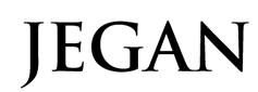 Jegan web and property development logo
